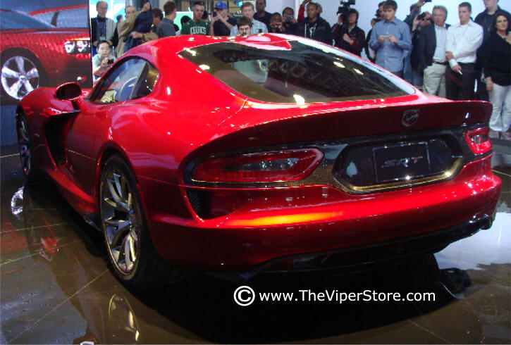 Dodge Srt Viper 2013 2014 2015 Generation 5 Information