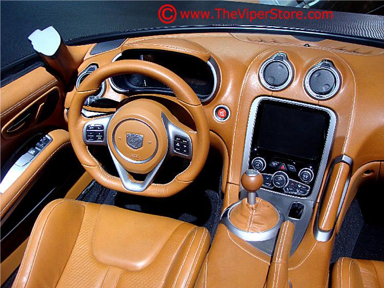 Dodge Srt Viper 2013 2014 2015 Generation 5 Information