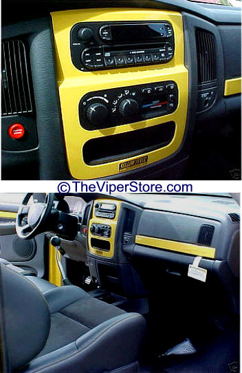 Dodge Ram Srt10 2004 2006 Dash Trim Accessories