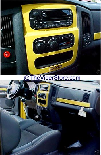 Dodge Ram Srt10 2004 2006 Dash Trim Accessories