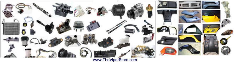 Dodge Viper Parts And Accessories Store