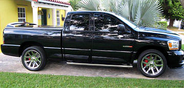 Dodgeramsrt Blk on 2005 Dodge Ram Exhaust