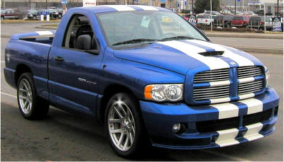 Dodge RAM SRT-10 Photos and pictures 2004, 2005, 2006