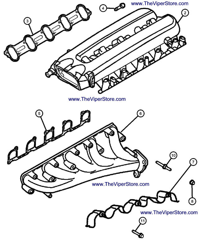 intake exhaust manifold diagram  intake  free engine image