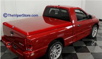 Dodge Ram Srt10 For Sale >> Dodge RAM SRT-10 Truck Tonneau Cover Bed Cover
