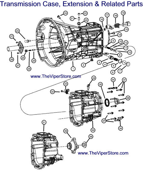 2005 dodge ram parts diagram
