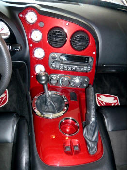 Viper 2003-2010 Shifter Accessories and Parts