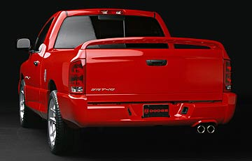 Dodge Ram SRT-10 rear